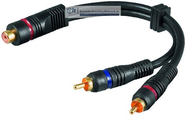 cinch y adapter kabel premium cinch y adapter 2x st 1x bu 1 11 schneider consulting. Black Bedroom Furniture Sets. Home Design Ideas