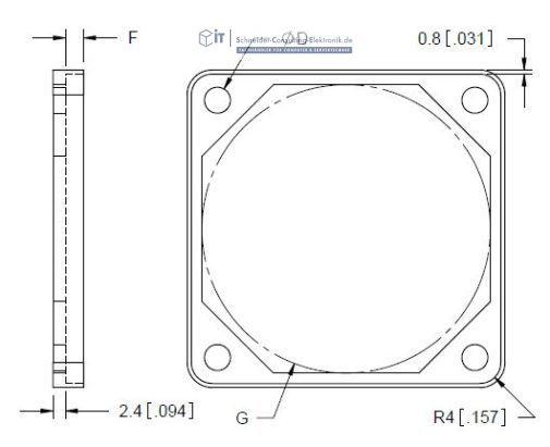silikon l fterdichtung l fter filterdichtung f r 120mm. Black Bedroom Furniture Sets. Home Design Ideas