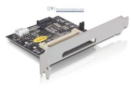 CF Card Reader zu SATA PCI Slot Compact Flash zu SATA