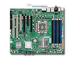 Supermicro X8SAX Sockel 1366 ATX Server Mainboard Intel X58 Express MBD-X8SAX-O Retail