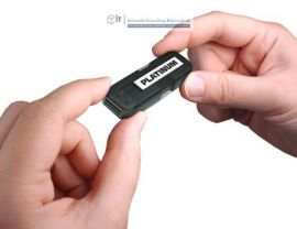 2 GB USB Speicher Stick Slider PLATINUM HighSpeed USB