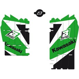 Kupplungsdeckel Aufkleber Kawasaki KX450F 2006-2018