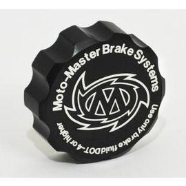 Moto-Master Bremsbeh/älterdeckel schwarz Deckel f/ür Bremsfl/üssigkeitsbeh/älter