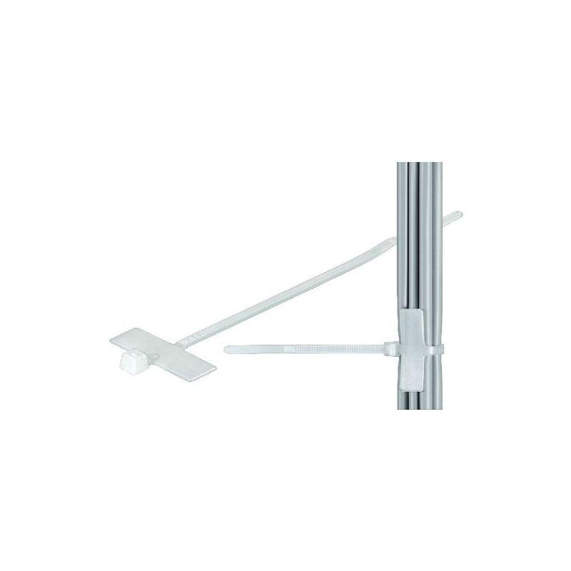 100 st ck kabelbinder mit beschriftungsfeld l nge 100mm. Black Bedroom Furniture Sets. Home Design Ideas