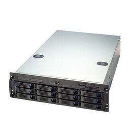 Chenbro RM312 3HE Server Gehäuse mit 12 Port miniSAS Backplane RM31212