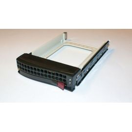Supermicro HDD Tray MCP-220-00075-0B schwarz Hot-Swap für 8,9cm (3,5) HDD