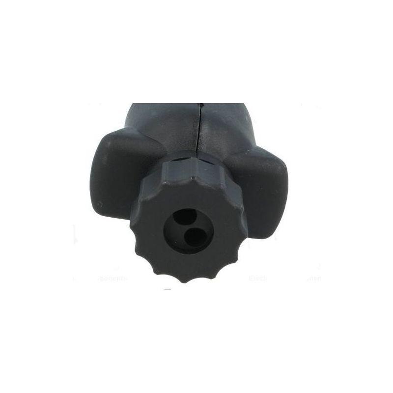 anh nger stecker 7 polig 12v f r 6mm kabel x2 schraubklemme. Black Bedroom Furniture Sets. Home Design Ideas