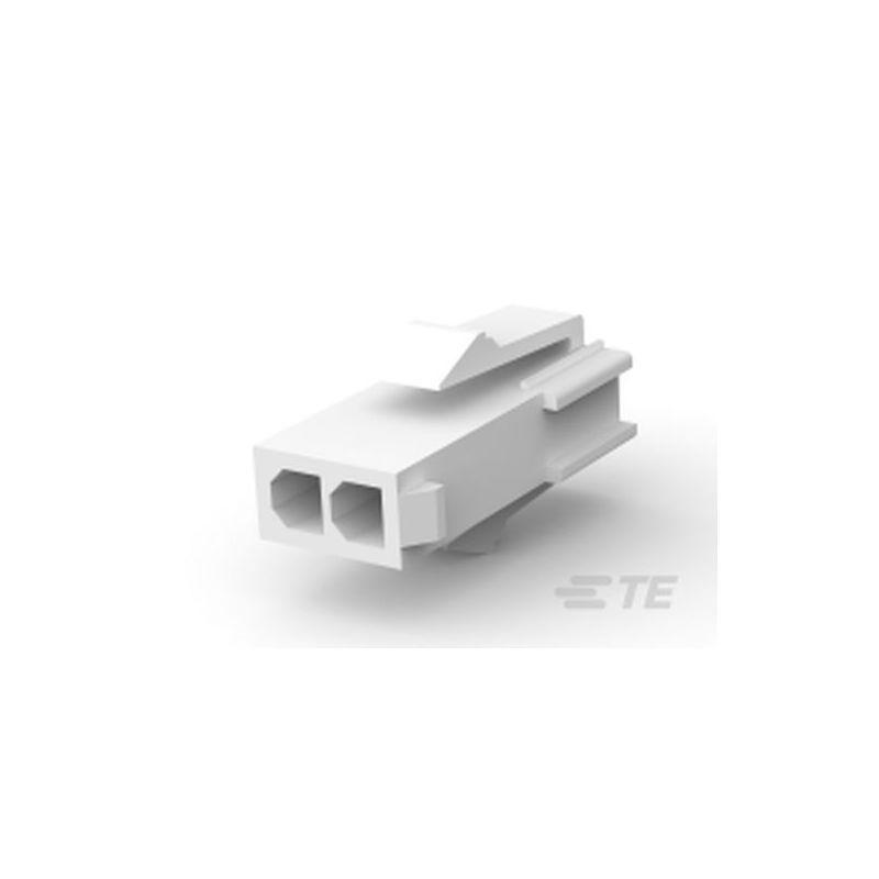 steckverbinder mini universal mate n lok buchsen geh use 2 polig rm4. Black Bedroom Furniture Sets. Home Design Ideas