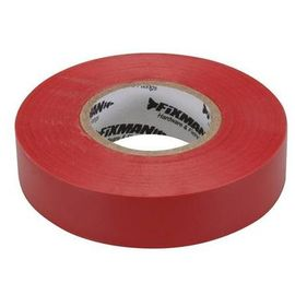 Isolierband rot 19mm Breite 33m Länge PVC